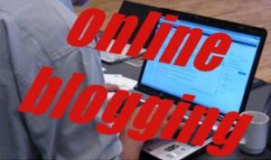 Onlineblogging