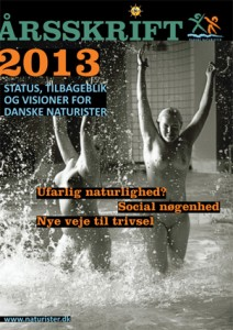 Udkast til forsiden på Årsskrift 2013