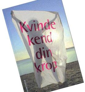 Kvinde Kend Din Krop 4. udgave 2001